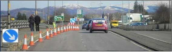 Trafic Safety Left Image two